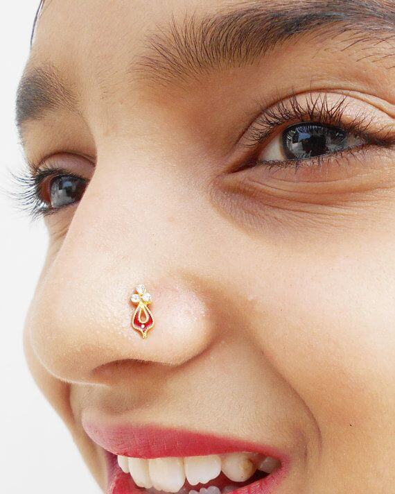 nose pin online