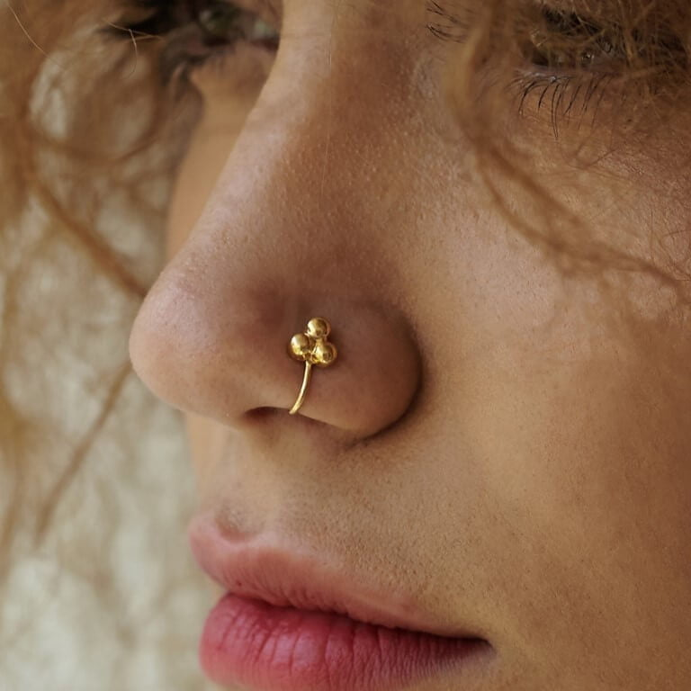 nose ring jewellery