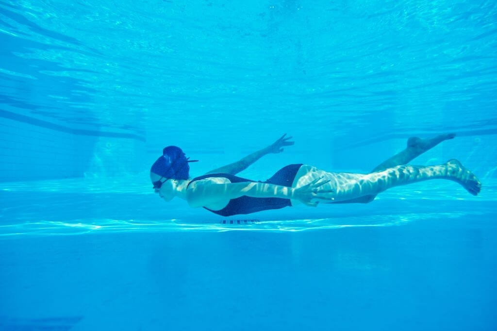 swimming workout for beginners